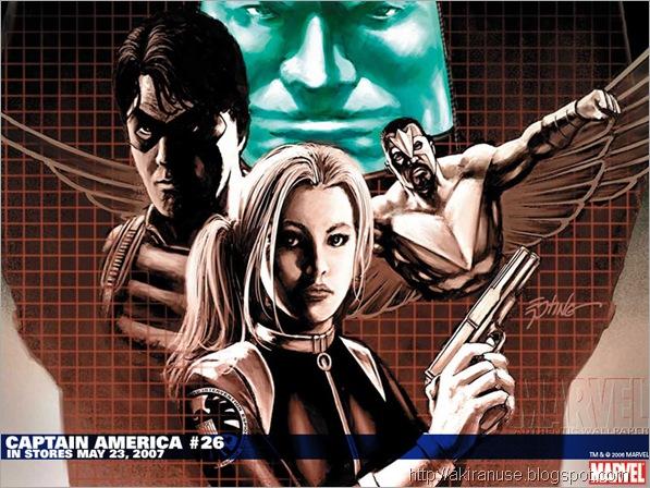 Capitan America n26