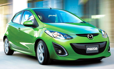 mazda2 2010 filosof a zoom zoom en frasco chico autosyruedas. Black Bedroom Furniture Sets. Home Design Ideas