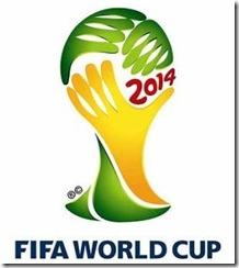 Logotipo Copa do Mundo 2014