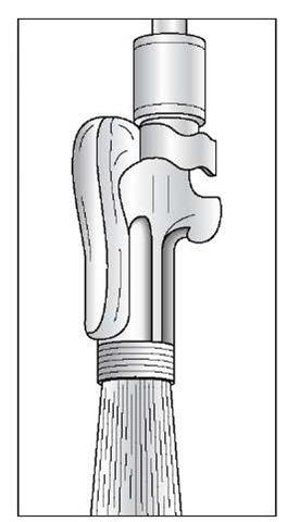 Thumb valves make watering easier.