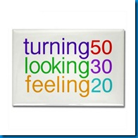 snippets of life is 50 really the new 40