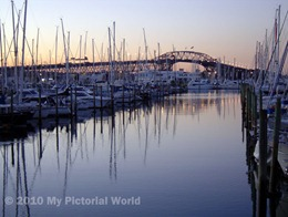 Auckland-Harbour-Bridge-From-Westhaven-Marina-2
