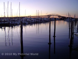 Auckland-Harbour-Bridge-From-Westhaven-Marina-1