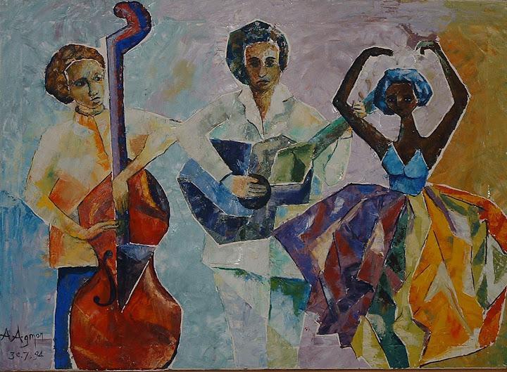 תזמורת ורקדנית