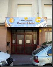 Mural cerámico Centro Cultural Manuel Estepa 3