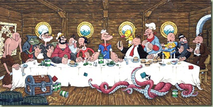 popeye-last-supperjpg
