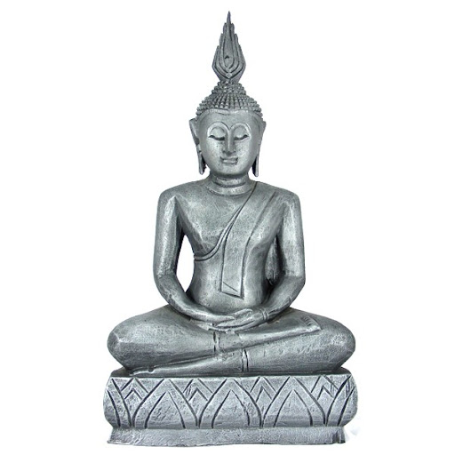 tree wood thai buddhas are hewn and shaped to have an earthy heavy organic rustic feel made exclusively for the face by our