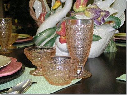 Jeannette Holiday Glassware