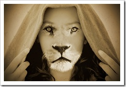 lion pictures a photoshopped picture of human face and lion face by Desirée Delgado
