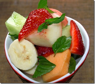 Morrocan Fruit Salad