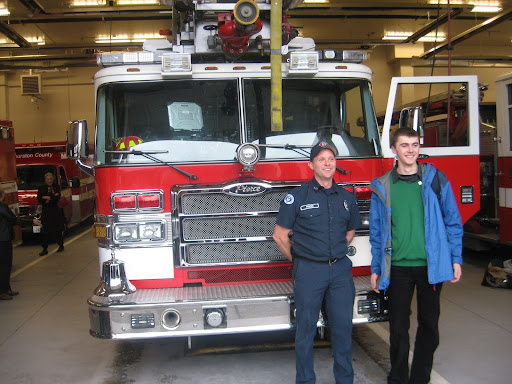 houston texas junior firefighter