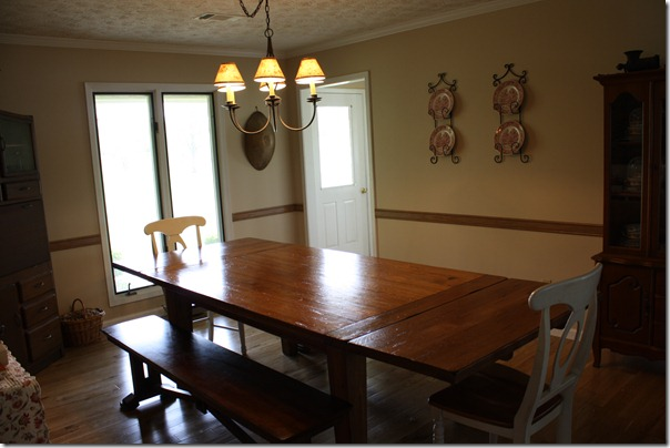 Outstanding Farmhouse Kitchen Table 604 x 404 · 55 kB · jpeg
