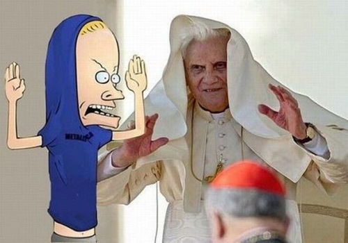 the big cornholio