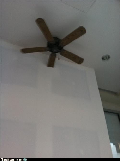 white trash repairs - We Need a Sharper Fan!
