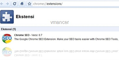 google chrome-extension-internet browser-vmancer