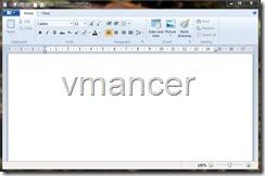 wordpad - windows 7