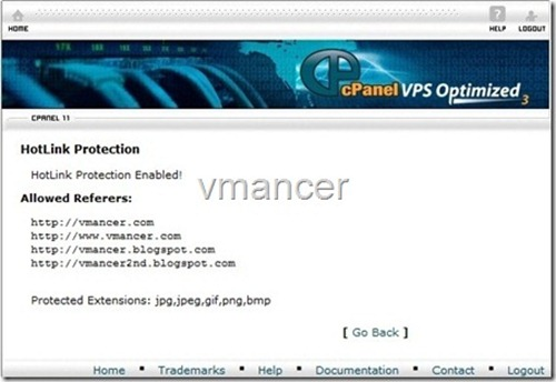 hotlinking-cpanel-vmancer
