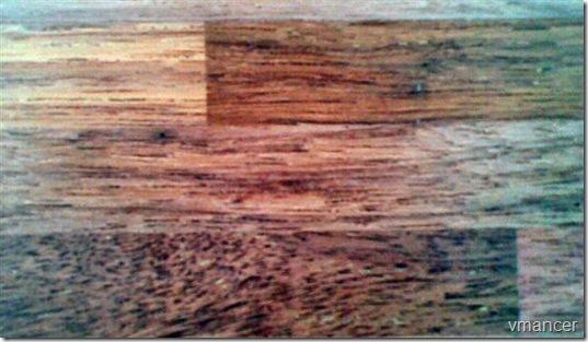 kayu merbau daur ulang-papan