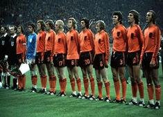 alineacion holanda 1974