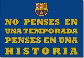 slogan fc barcelona