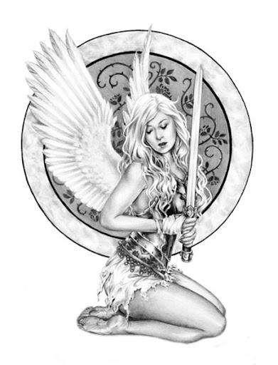 best angel tattoo gallery. Gallery