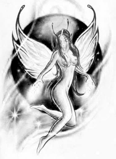 Tattoos: Angel Tattoo Designs_Thousands of Free Tattoo Designs and Outlines