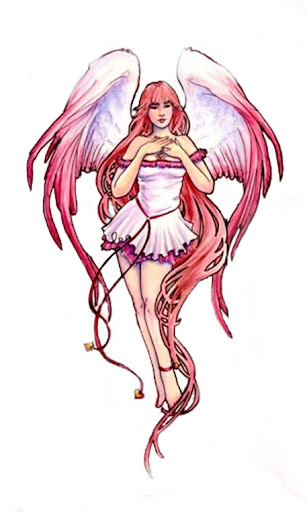 Sexy Angel Wings Tattoos Gallery 1
