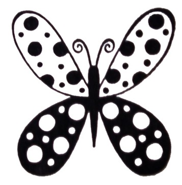 Butrterfly dot