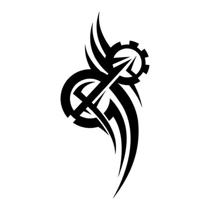Tribal Tattoo Stencils Picture 10