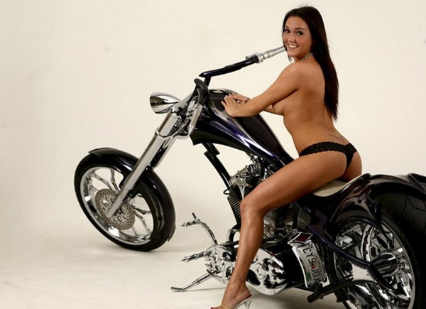 hot women and fast bikes 6