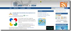 wwwhats new
