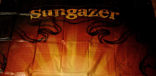 sungazer, myspace, cheap banner, band banner