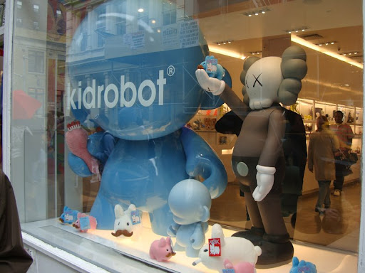 kid robot, kid robot new york