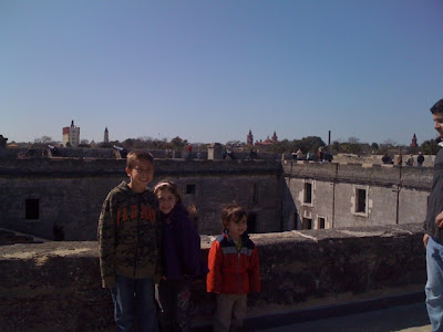 St. Augustine Florida a great family destination