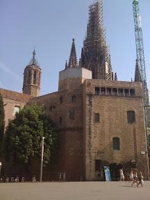 La Seu Cathedral Barcelona Spain