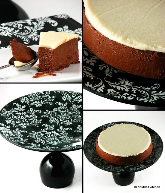 chocolate pate - collage -1
