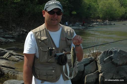 Jim Kammel @ Potomac River, Va