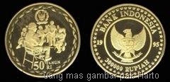 uang Mas Soeharto