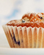 Muffins de Amoras Silvestres