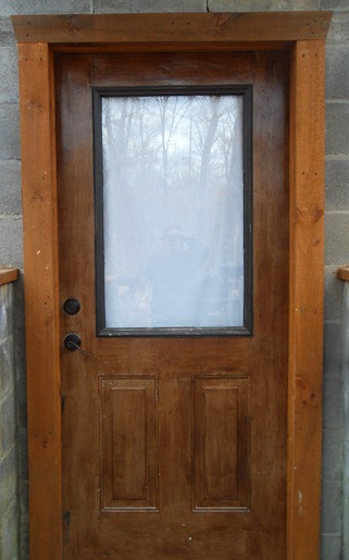 Keen Inspirations Finished Door