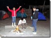 Viaje a la Comunidad El Boliche campamento f11