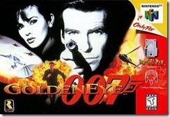 Capa de GoldenEye 007 - A História dos Vídeo Games - Nintendo Blast