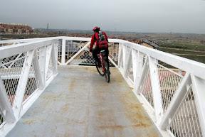 carril-bici Colmenar Viejo