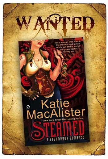 Wanted: Steamed by Katie MacAlister
