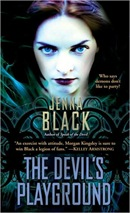 The Devil&#39;s Playground by Jenna Black
