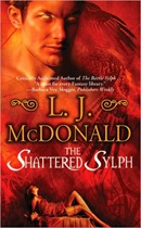 The Shattered Sylph by L. J. McDonald