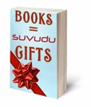 Suvudu: Suvudu's Books=Gifts Holiday Extravaganza Sweepstakes
