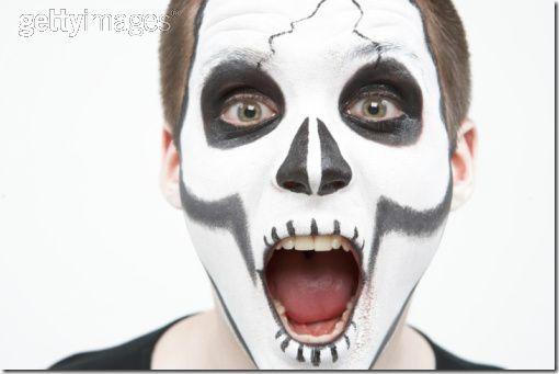 esqueleto maquillaje (3)
