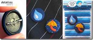 manualidades broches en fieltro (7)