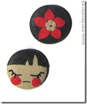 manualidades broches en fieltro (2)